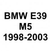 BMW M5 E39 1998-2003